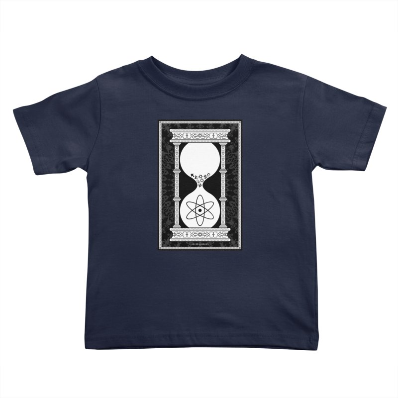 Religion's Time Is Running Out Kids Toddler T-Shirt by brettgilbert's Artist Shop