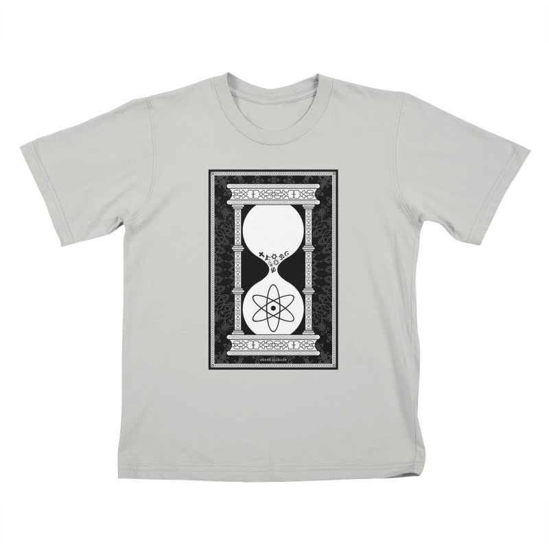 Religion's Time Is Running Out Kids T-Shirt by brettgilbert's Artist Shop
