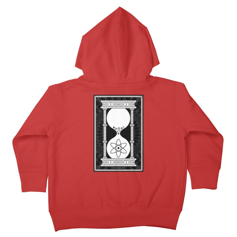 Religion's Time Is Running Out Kids Toddler Zip-Up Hoody by brettgilbert's Artist Shop