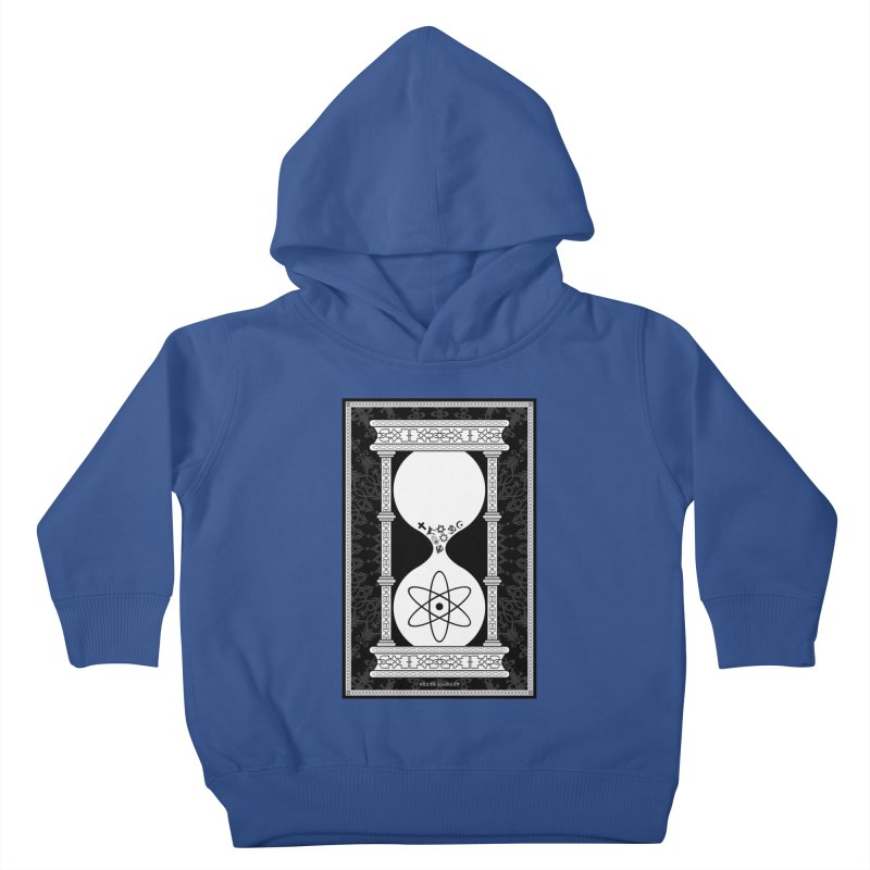 Religion's Time Is Running Out Kids Toddler Pullover Hoody by brettgilbert's Artist Shop