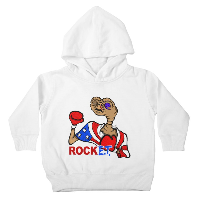 Rock E.T.   by brettgilbert's Artist Shop