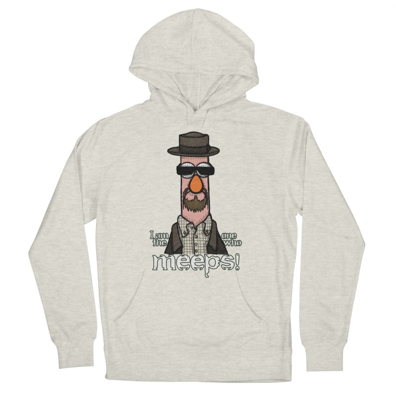 I Am The One Who Meeps Men's Pullover Hoody by brettgilbert's Artist Shop