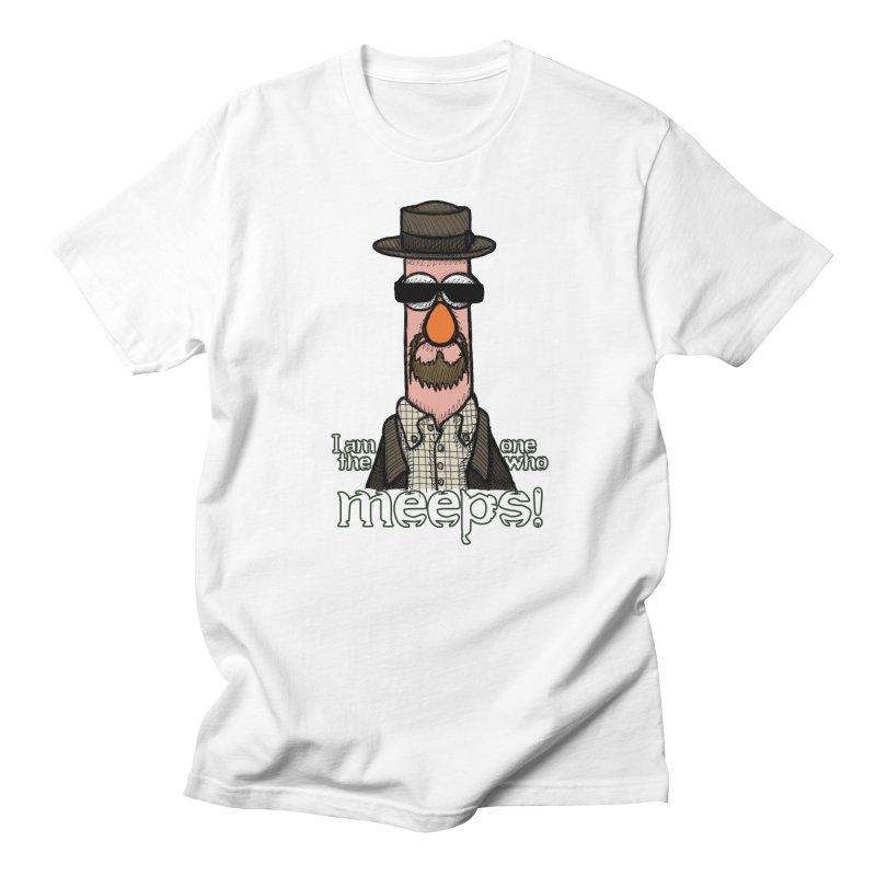 I Am The One Who Meeps Men's T-Shirt by brettgilbert's Artist Shop