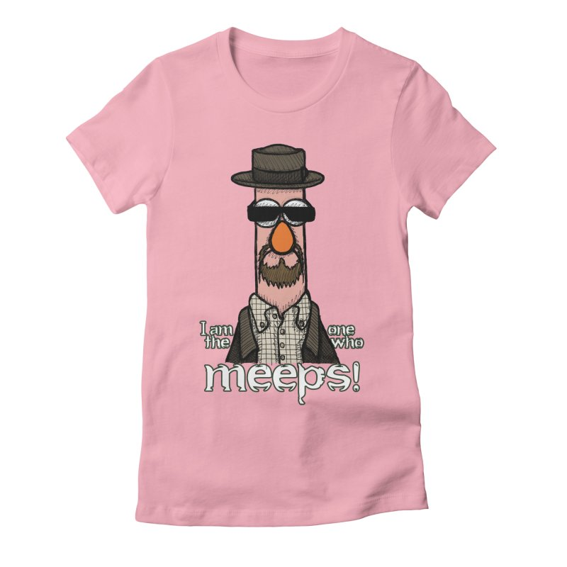 I Am The One Who Meeps Women's T-Shirt by brettgilbert's Artist Shop