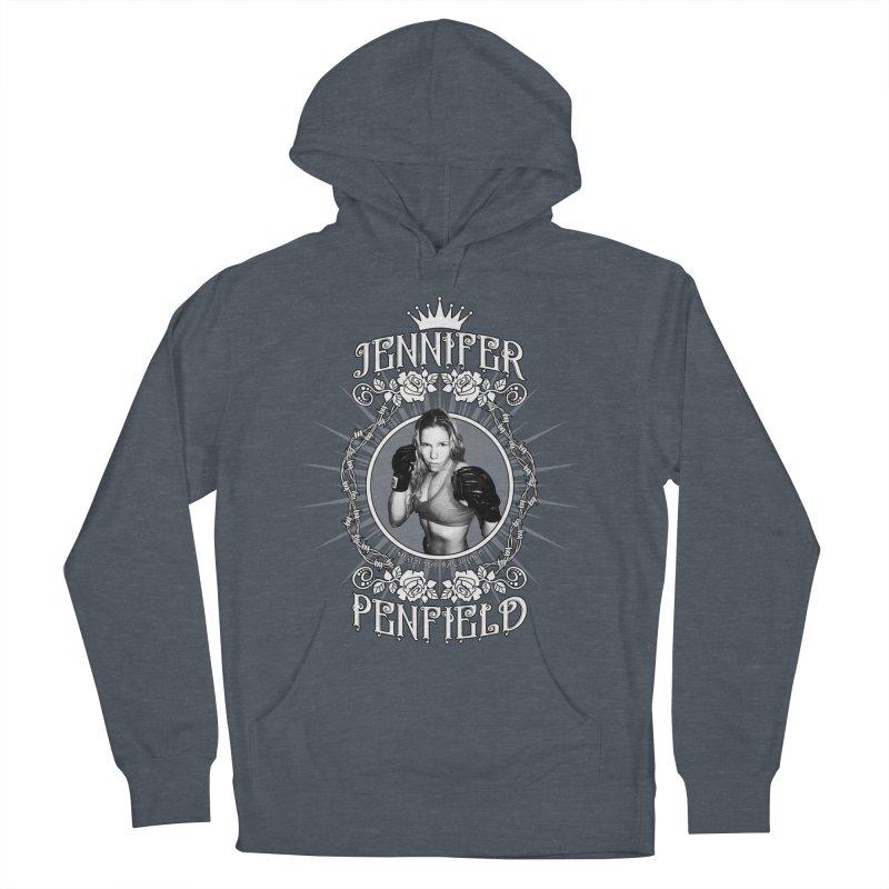 Jennifer Penfield Fighter Tee-Shirt Women's Pullover Hoody by brettgilbert's Artist Shop