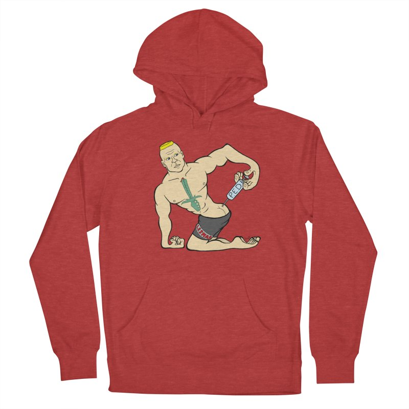 No One Likes a Cheater Men's French Terry Pullover Hoody by brettgilbert's Artist Shop