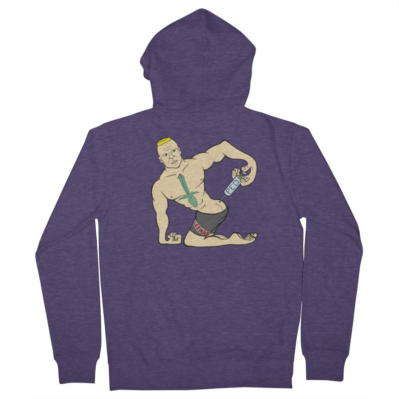 No One Likes a Cheater Men's Zip-Up Hoody by brettgilbert's Artist Shop