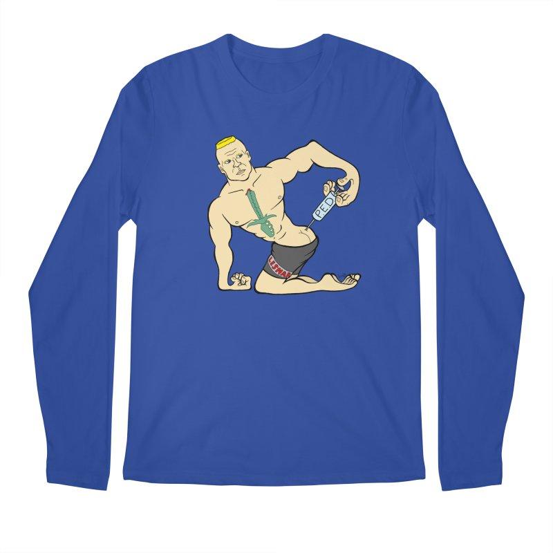 No One Likes a Cheater Men's Longsleeve T-Shirt by brettgilbert's Artist Shop