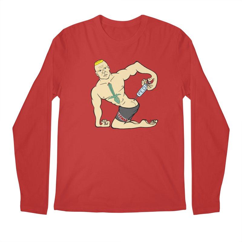 No One Likes a Cheater Men's Regular Longsleeve T-Shirt by brettgilbert's Artist Shop
