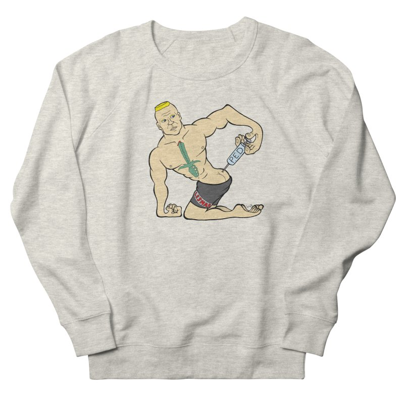 No One Likes a Cheater Women's French Terry Sweatshirt by brettgilbert's Artist Shop