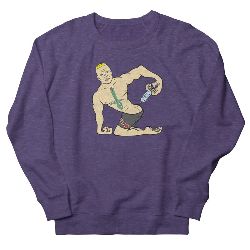 No One Likes a Cheater Men's Sweatshirt by brettgilbert's Artist Shop