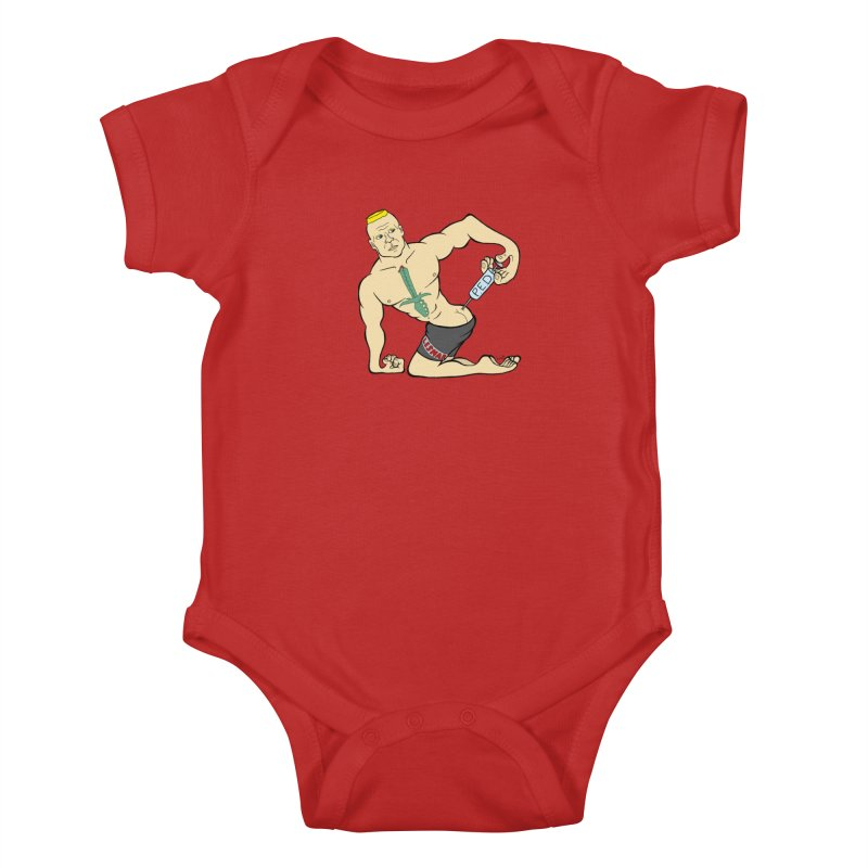 No One Likes a Cheater Kids Baby Bodysuit by brettgilbert's Artist Shop
