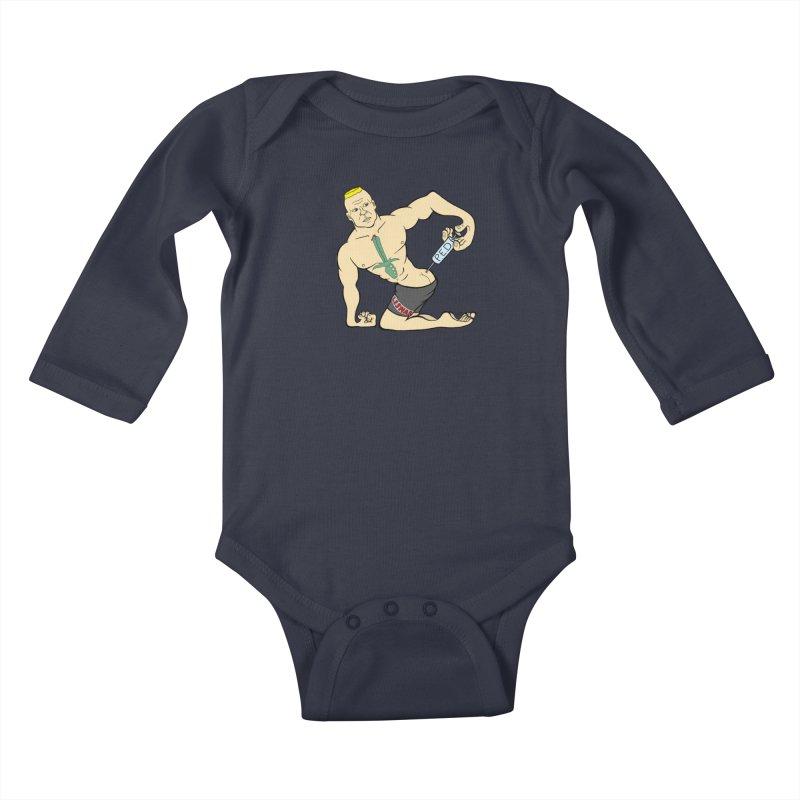 No One Likes a Cheater Kids Baby Longsleeve Bodysuit by brettgilbert's Artist Shop