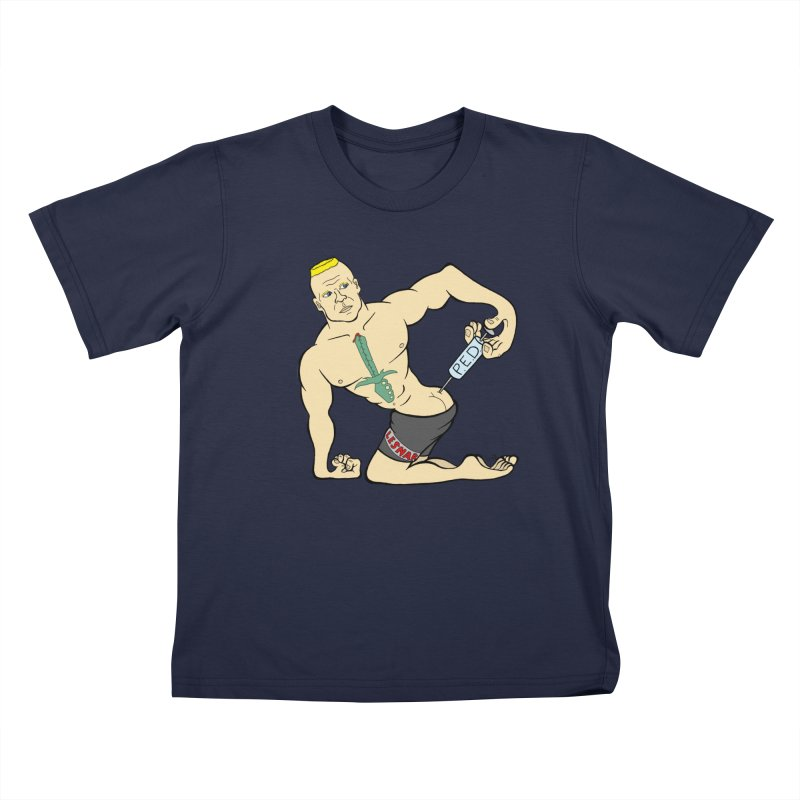 No One Likes a Cheater Kids T-Shirt by brettgilbert's Artist Shop
