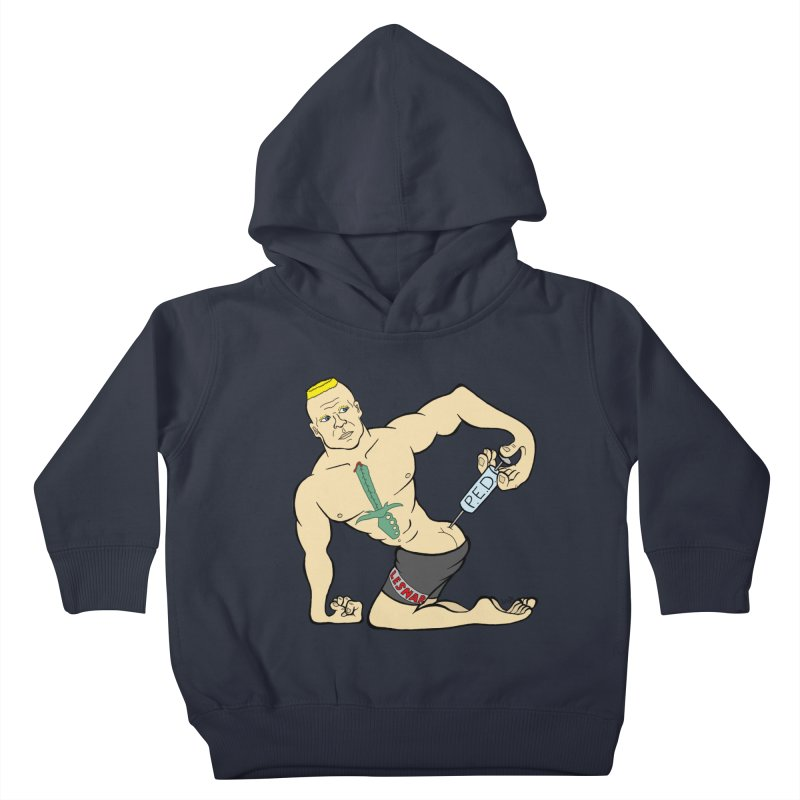 No One Likes a Cheater Kids Toddler Pullover Hoody by brettgilbert's Artist Shop