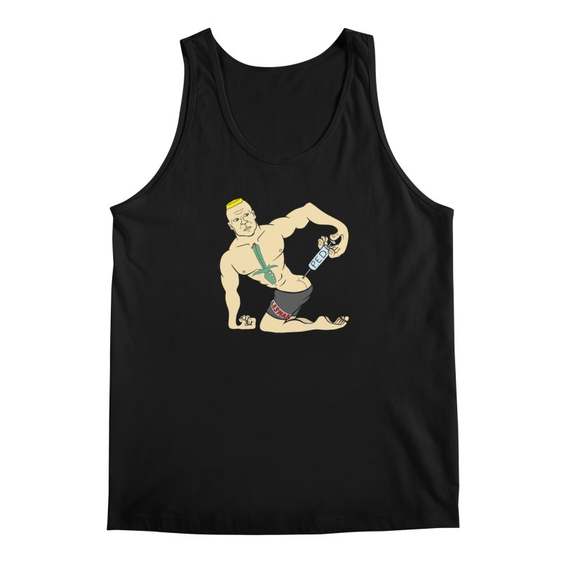 No One Likes a Cheater Men's Tank by brettgilbert's Artist Shop