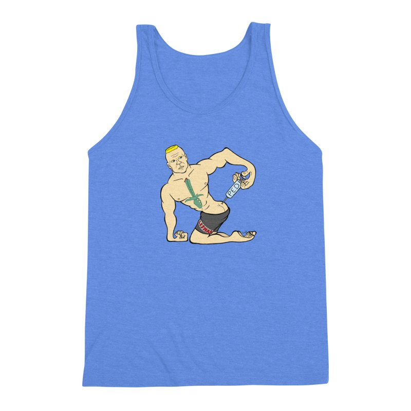 No One Likes a Cheater Men's Triblend Tank by brettgilbert's Artist Shop