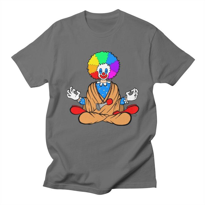 Zen Clown Men's Lounge Pants by brettgilbert's Artist Shop