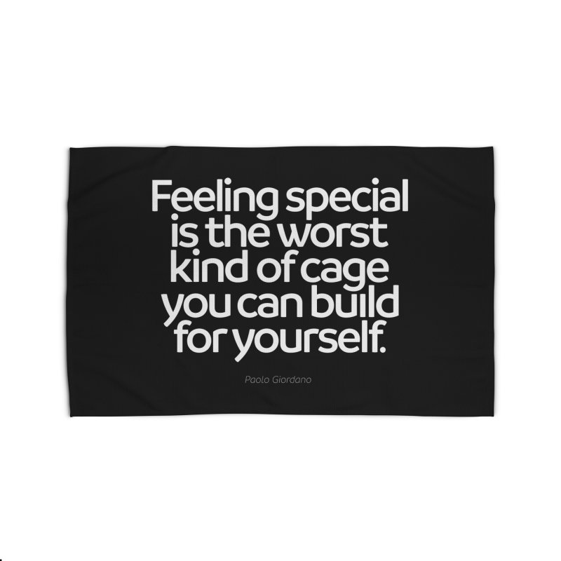 Feeling Special Is The Worst Kind Of Cage Home Rug by Brett Jordan's Artist Shop