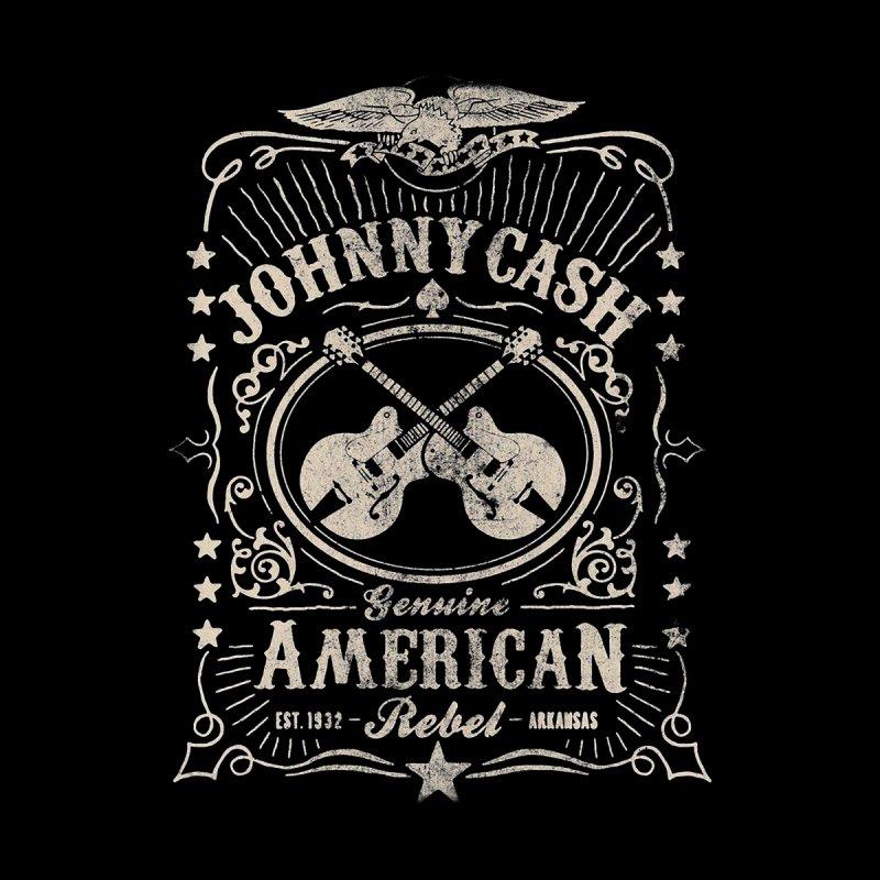 johnny cash Men's Tank by Brett Jordan's Artist Shop