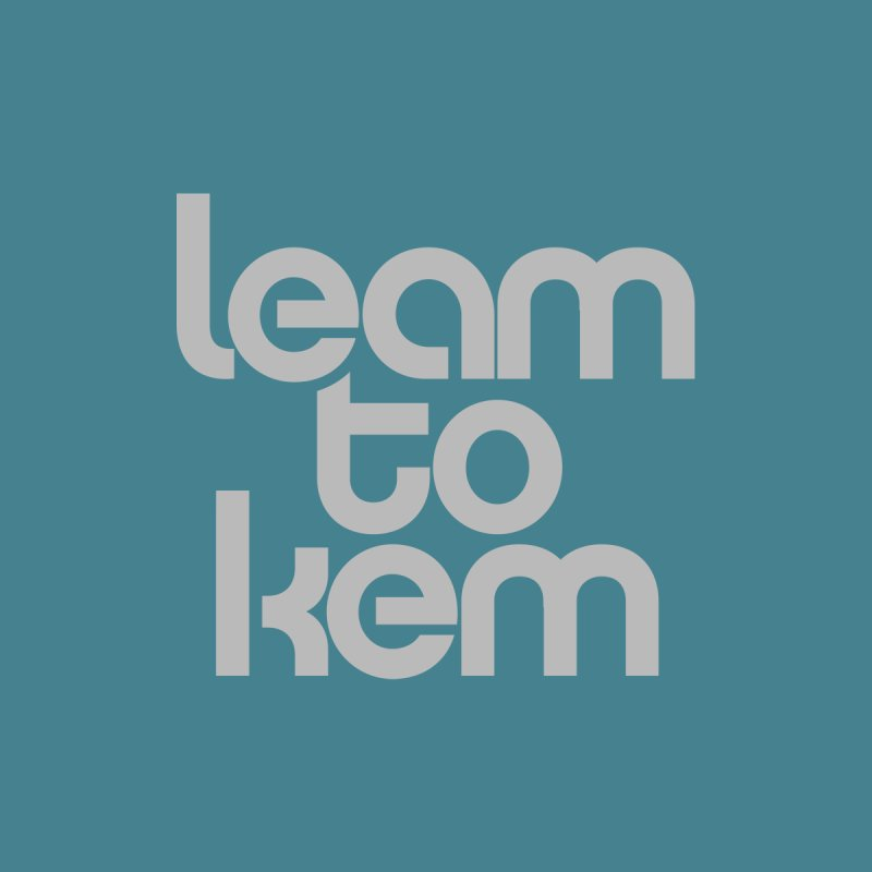 Learn to kern Kids T-Shirt by Brett Jordan's Artist Shop