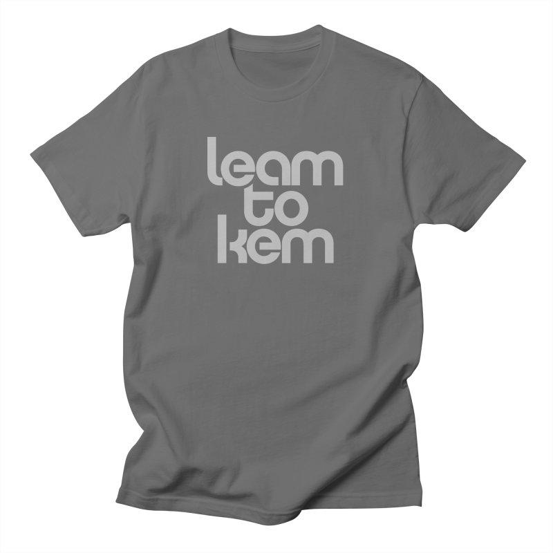 Learn to kern Men's T-Shirt by Brett Jordan's Artist Shop
