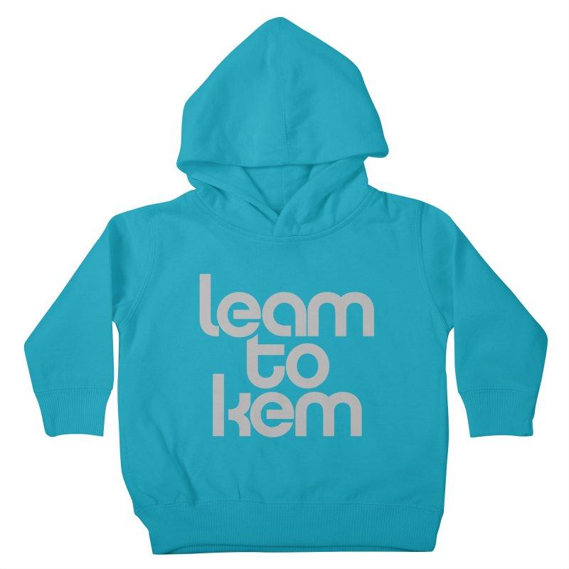 Learn to kern Kids Toddler Pullover Hoody by Brett Jordan's Artist Shop