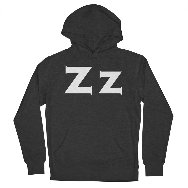 zak Men's French Terry Pullover Hoody by Brett Jordan's Artist Shop