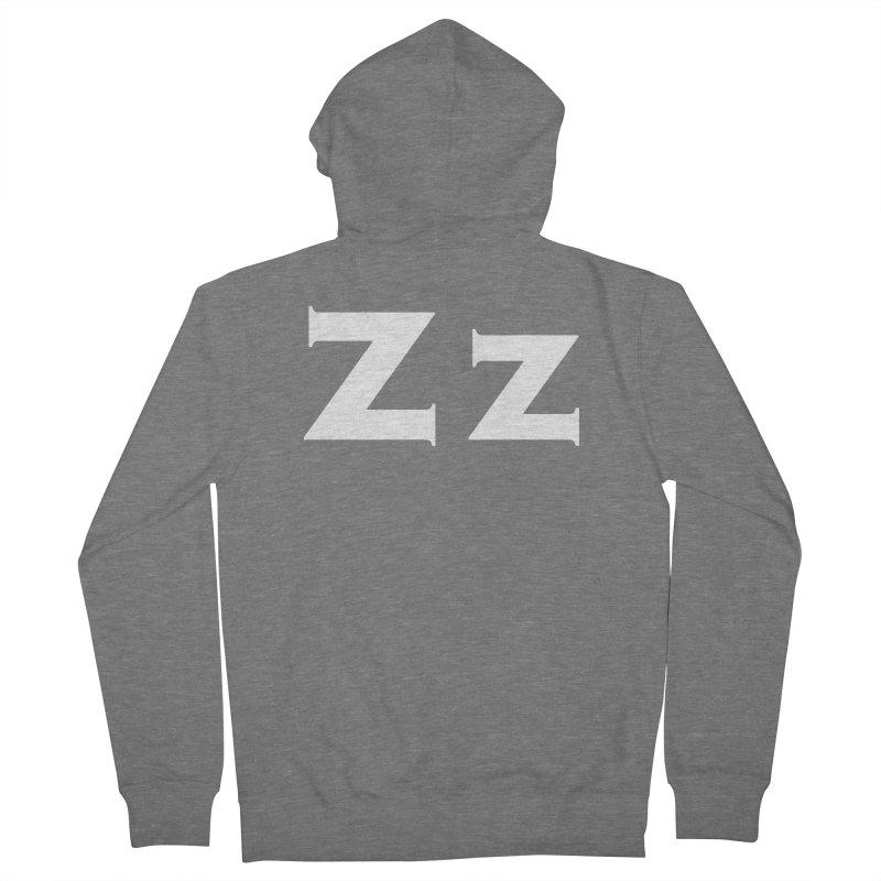 zak Men's Zip-Up Hoody by Brett Jordan's Artist Shop
