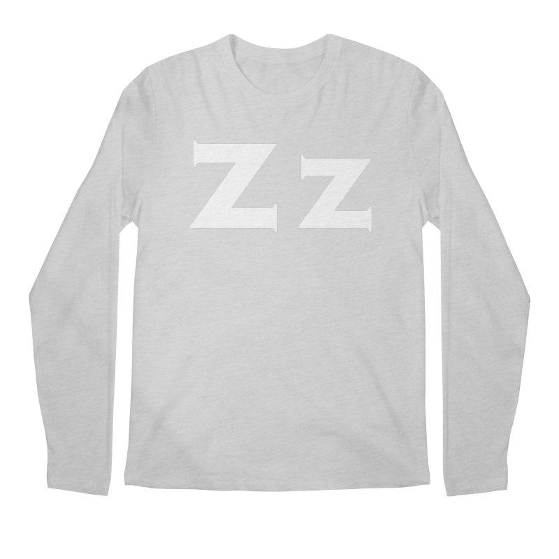 zak Men's Regular Longsleeve T-Shirt by Brett Jordan's Artist Shop