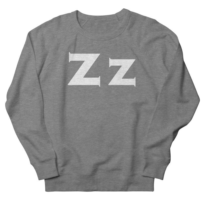 zak Men's French Terry Sweatshirt by Brett Jordan's Artist Shop