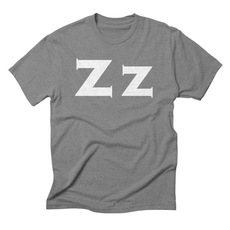 zak Men's Triblend T-Shirt by Brett Jordan's Artist Shop