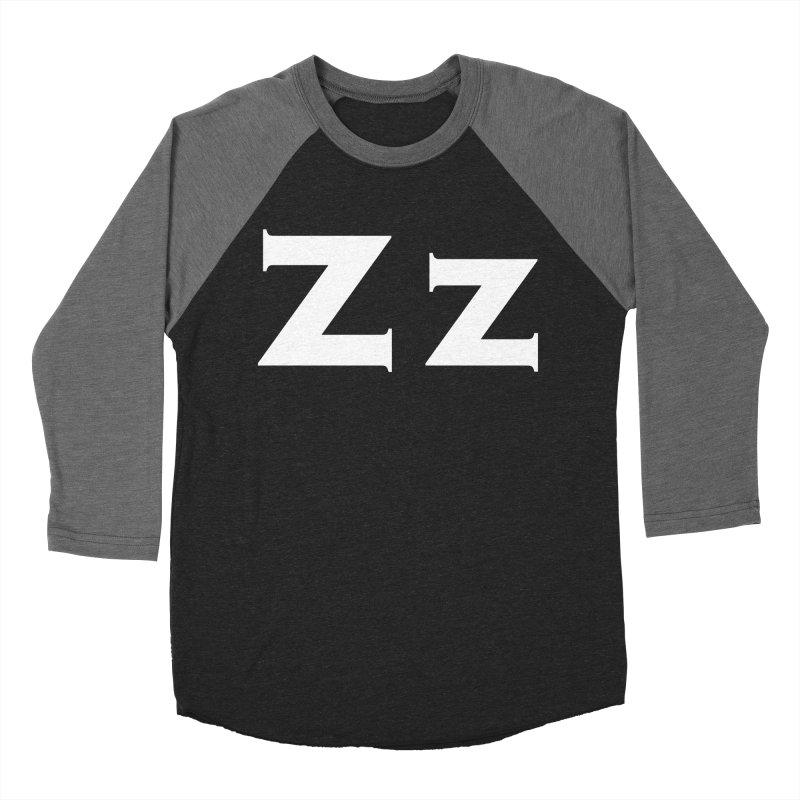 zak Men's Baseball Triblend Longsleeve T-Shirt by Brett Jordan's Artist Shop