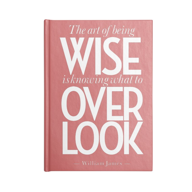 True Wisdom Accessories Notebook by Brett Jordan's Artist Shop