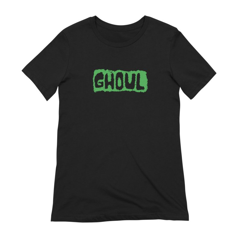 Ghoul Shirt Women's T-Shirt by Brett Masse Works