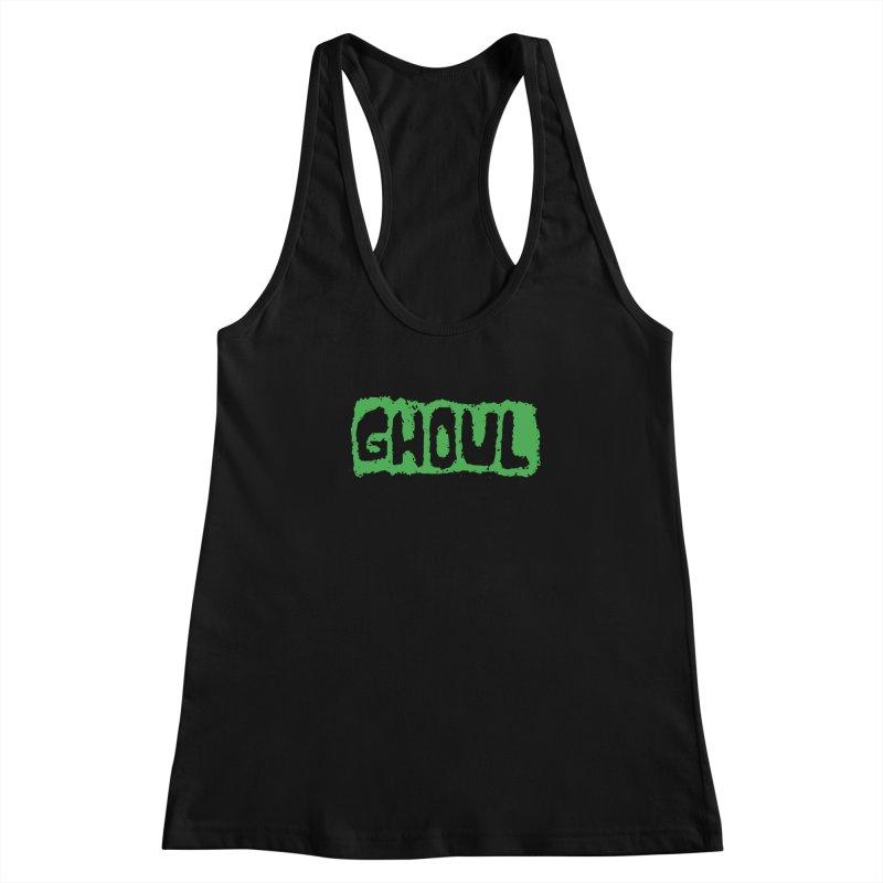 Ghoul Shirt Women's Tank by Brett Masse Works