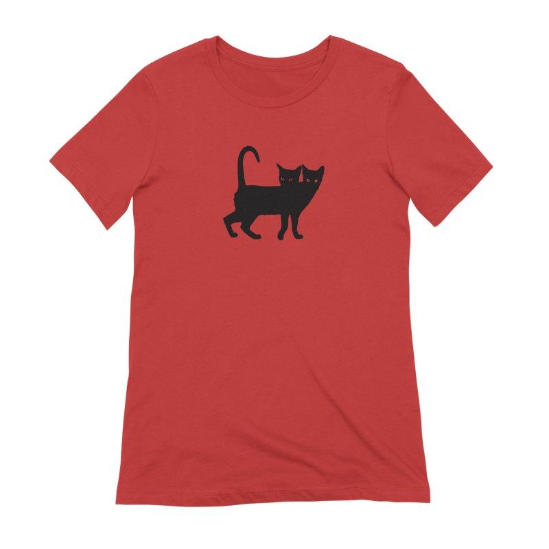 Double-Extra-Lucky Women's T-Shirt by Brett Masse Works