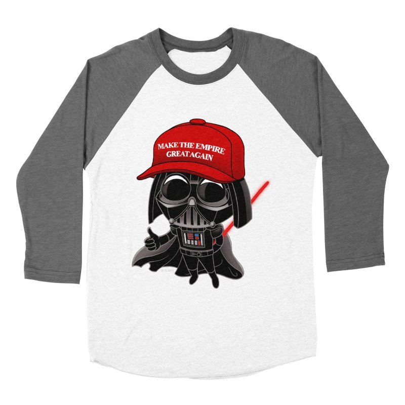 Make the Empire Great Again Women's Longsleeve T-Shirt by BRETT WISEMAN