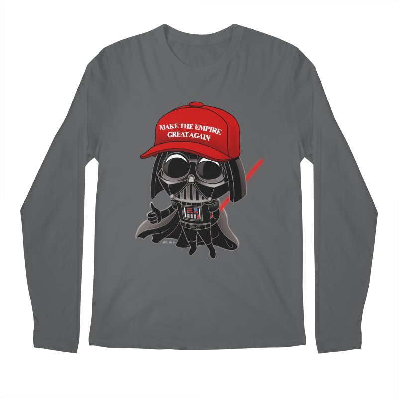 Make the Empire Great Again Men's Regular Longsleeve T-Shirt by BRETT WISEMAN