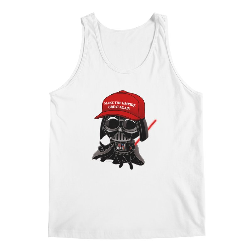 Make the Empire Great Again Men's Regular Tank by BRETT WISEMAN