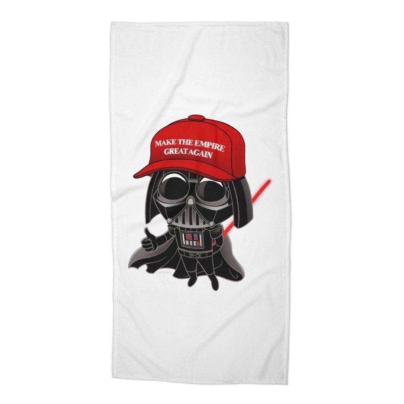 Make the Empire Great Again Accessories Beach Towel by BRETT WISEMAN