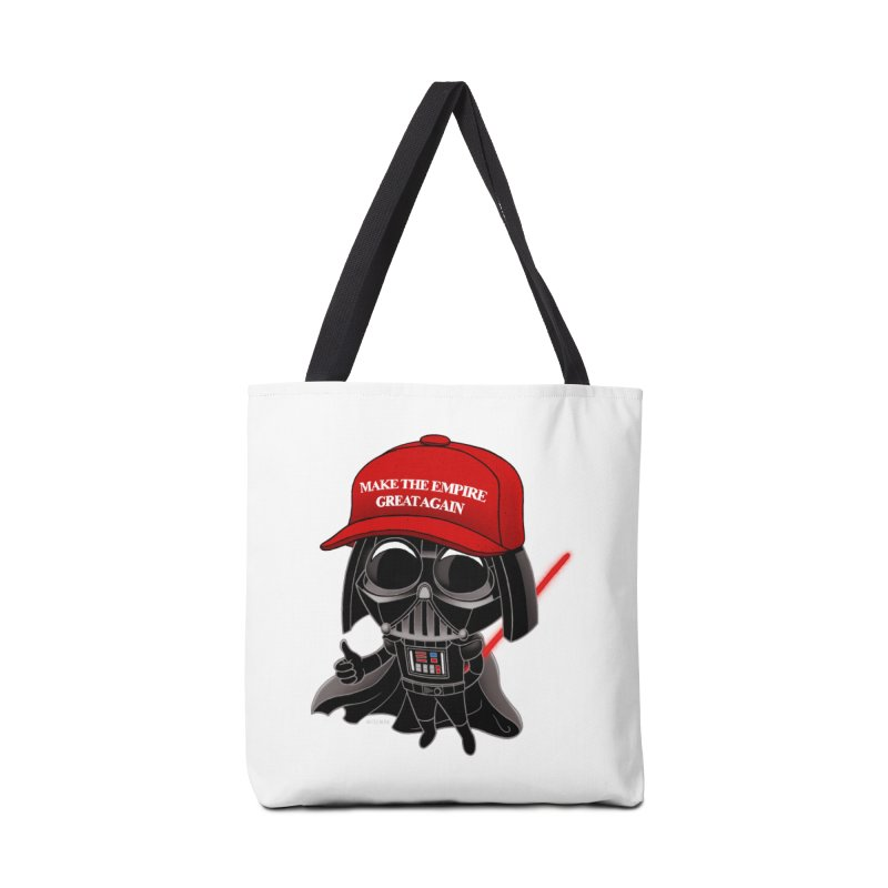Make the Empire Great Again Accessories Tote Bag Bag by BRETT WISEMAN