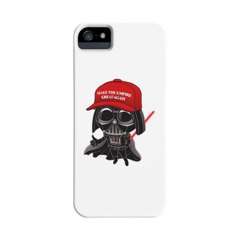 Make the Empire Great Again Accessories Phone Case by BRETT WISEMAN