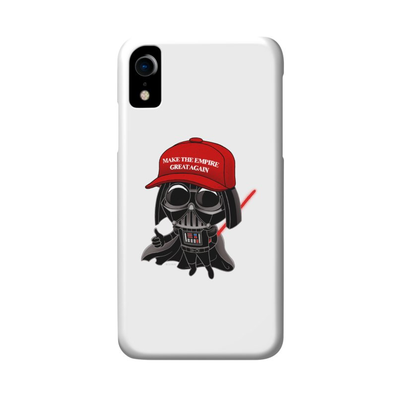 Make the Empire Great Again Accessories Phone Case by BRETT WISEMAN