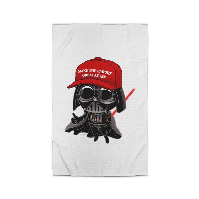 Make the Empire Great Again Home Rug by BRETT WISEMAN