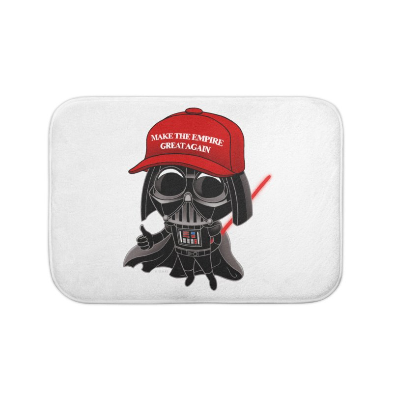 Make the Empire Great Again Home Bath Mat by BRETT WISEMAN