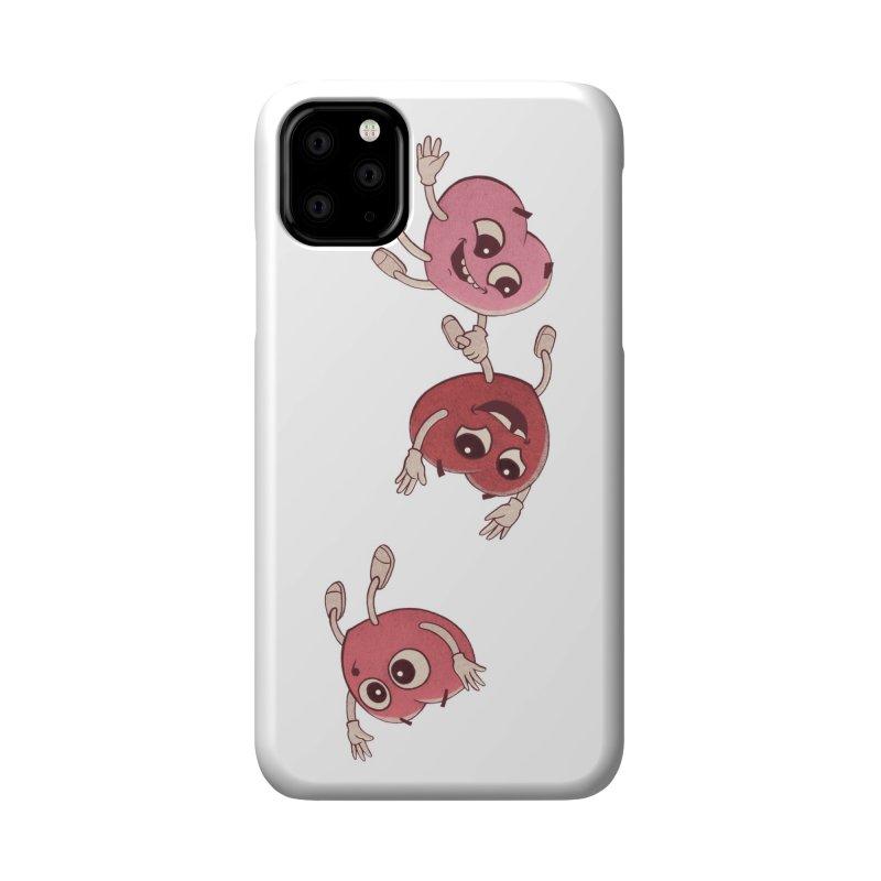 Falling in Love Accessories Phone Case by BRETT WISEMAN