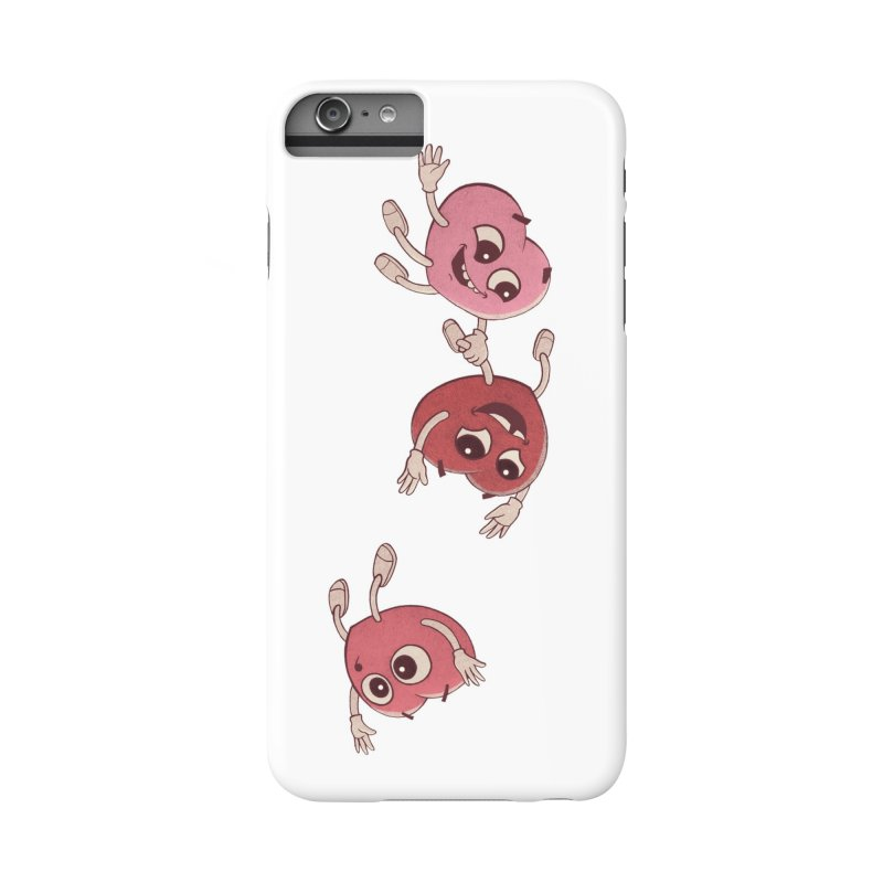 Falling in Love Accessories Phone Case by BRETT WISEMAN