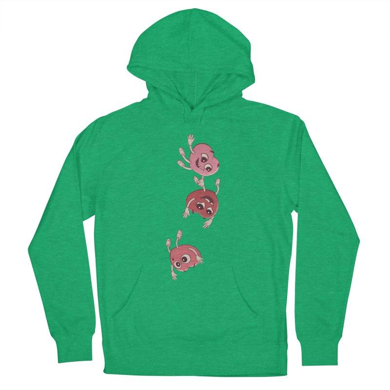 Falling in Love Women's Pullover Hoody by BRETT WISEMAN