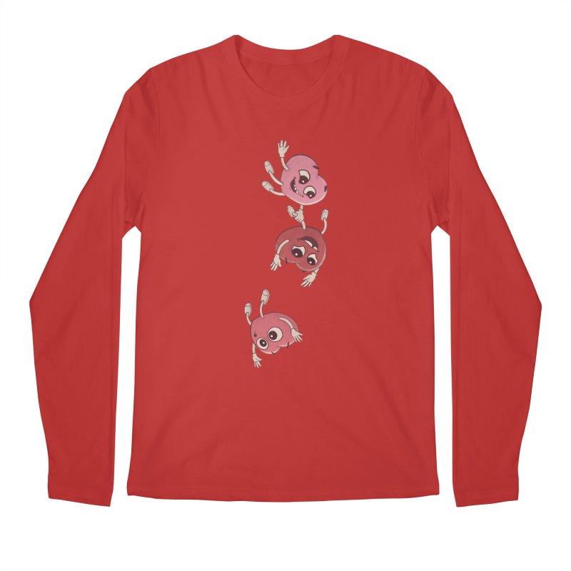 Falling in Love Men's Longsleeve T-Shirt by BRETT WISEMAN
